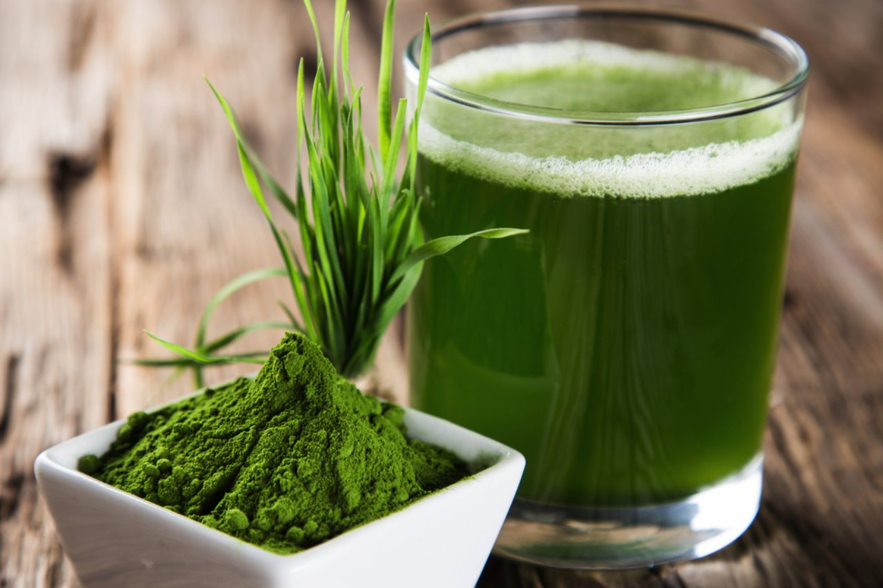 Superfoods Super Grasses & Amazing Algae…